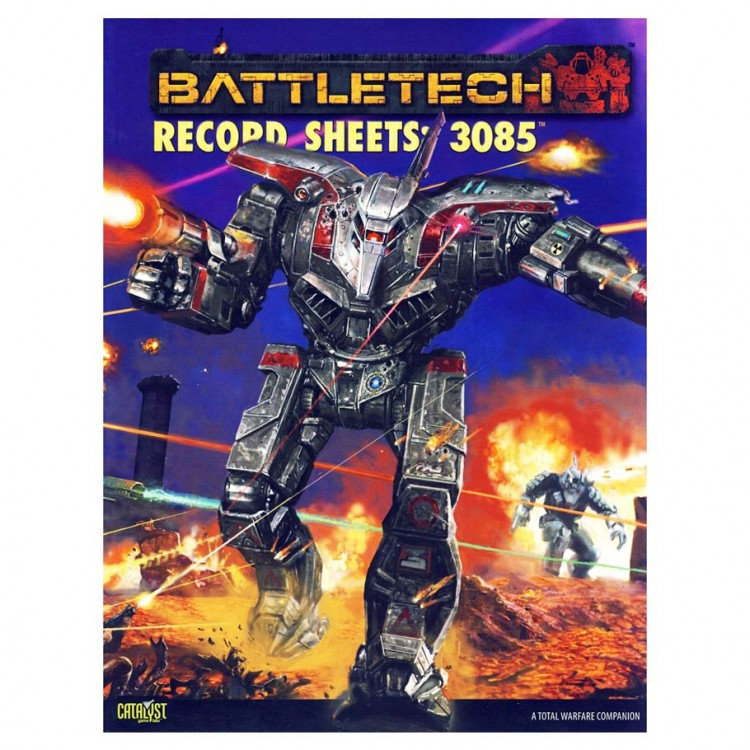 BT: Record Sheets 3085