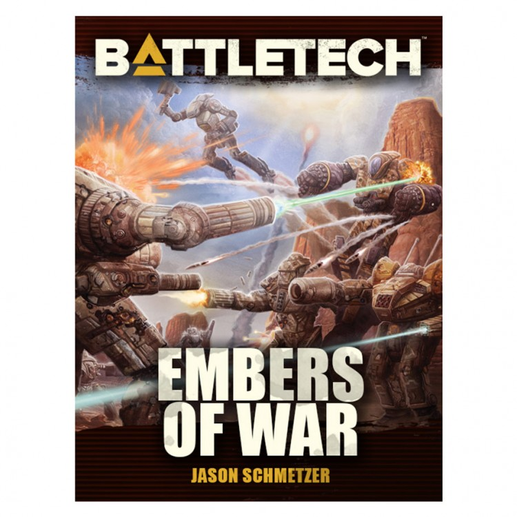 BT: Embers of War (Novel)