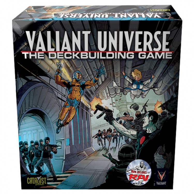 Legends Rising: Valiant Universe Deck
