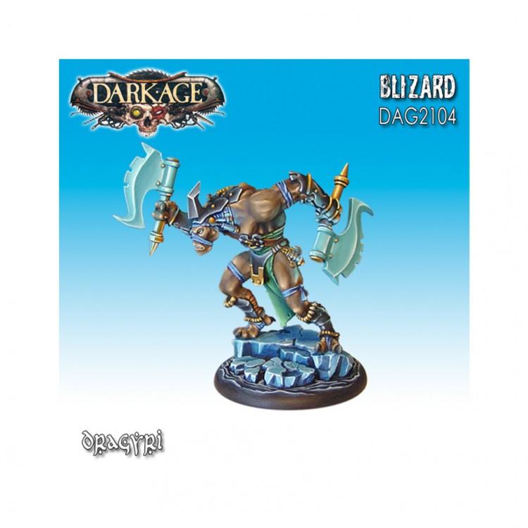 Dragyri Blizzard #1