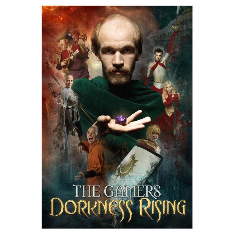 The Gamers: Dorkness Rising: DefEdBluRay