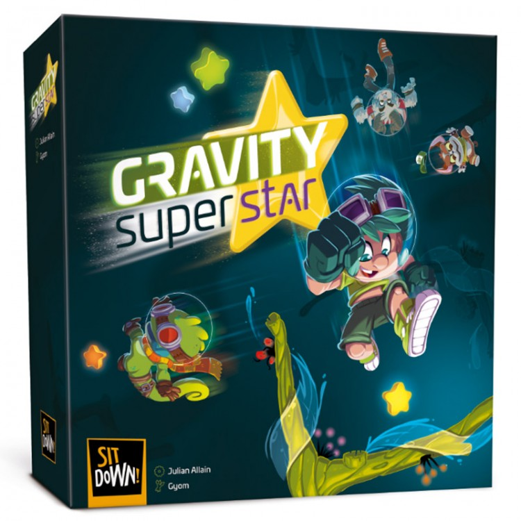 Gravity Super Star