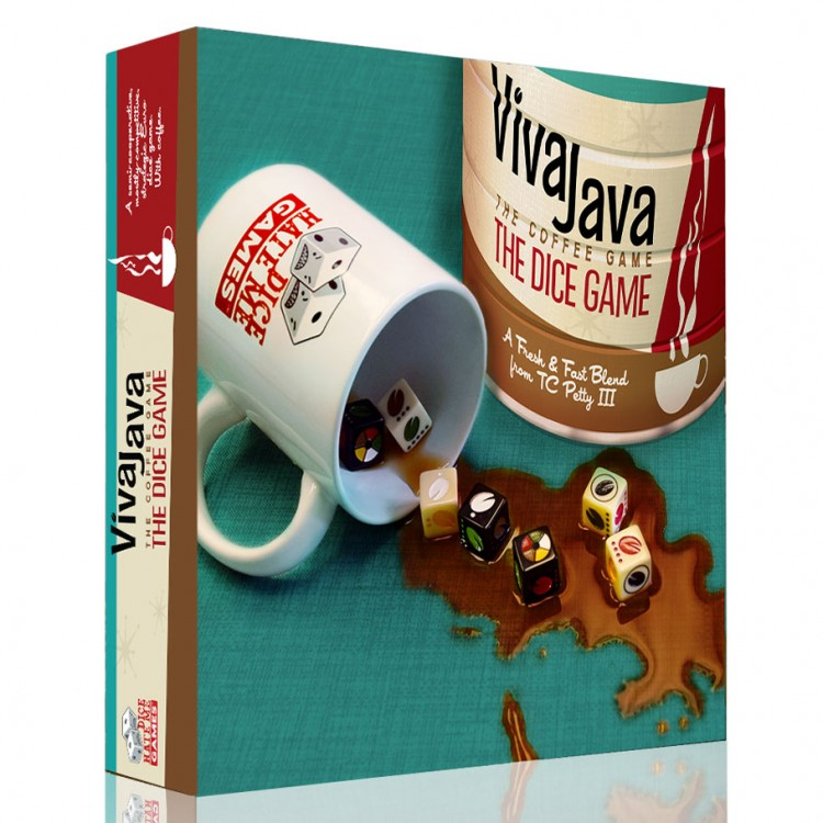 Viva Java: The Coffee Game: Dice Demo