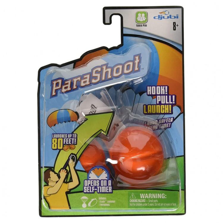 Djubi: ParaShoot