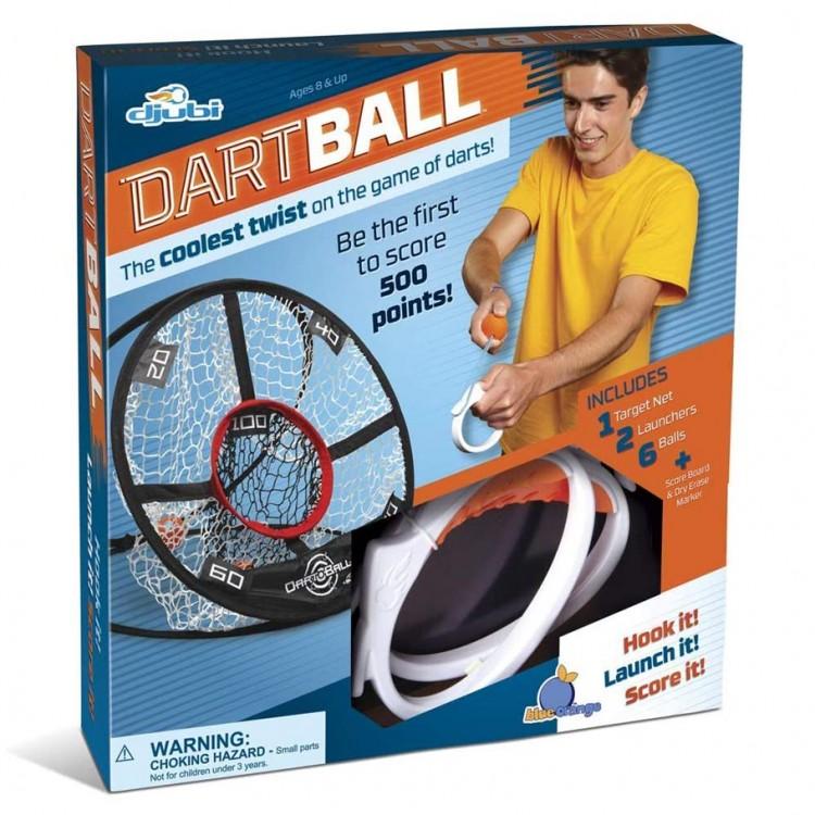 Djubi: DartBall