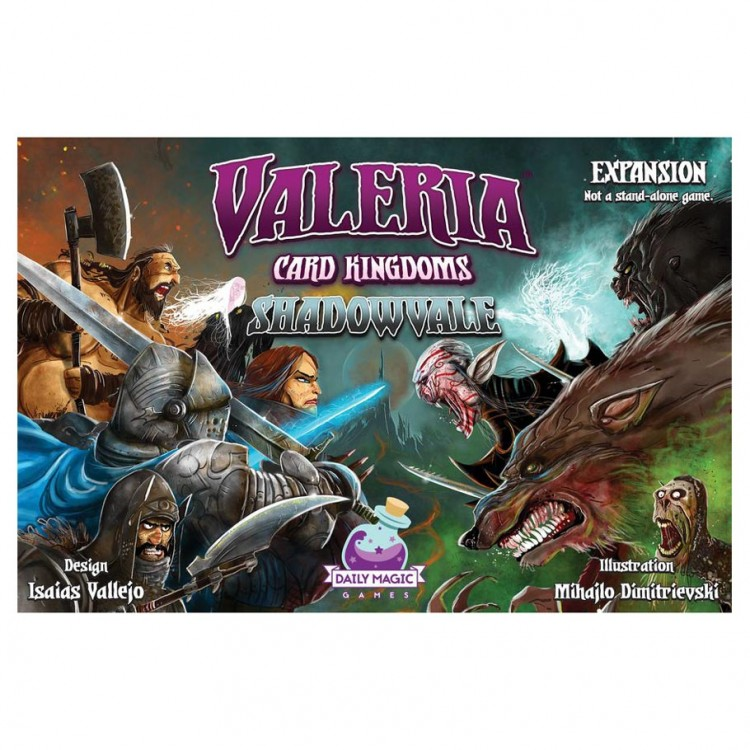 Valeria: Card Kingdoms: Shadowvale