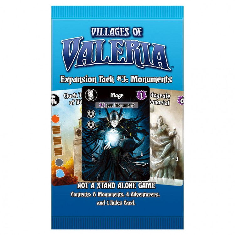 Villages of Valeria: Monuments Pack