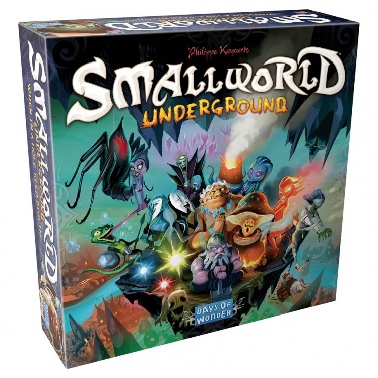 Small World: Underground Exp.