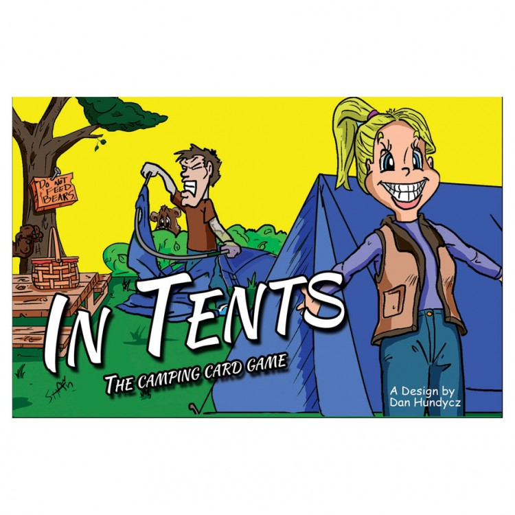 In Tents: The Camping Card Game