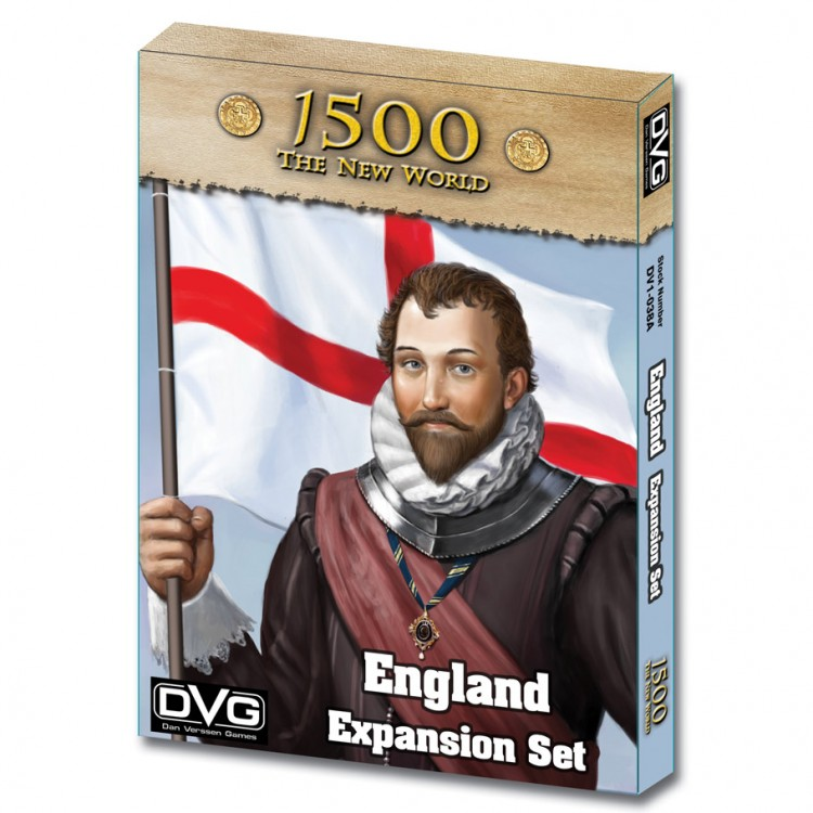 1500 - The New World: England Exp