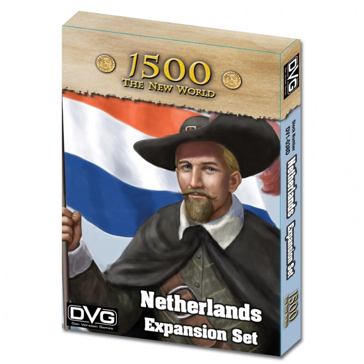 1500 - The New World: Netherlands Exp