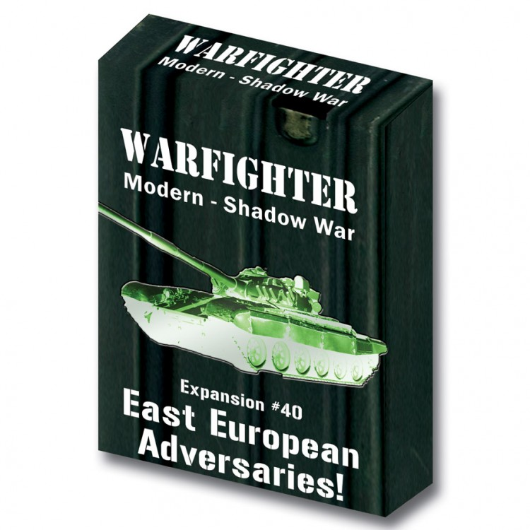 Warfighter Shadow: EXP 40 Eastern Europe