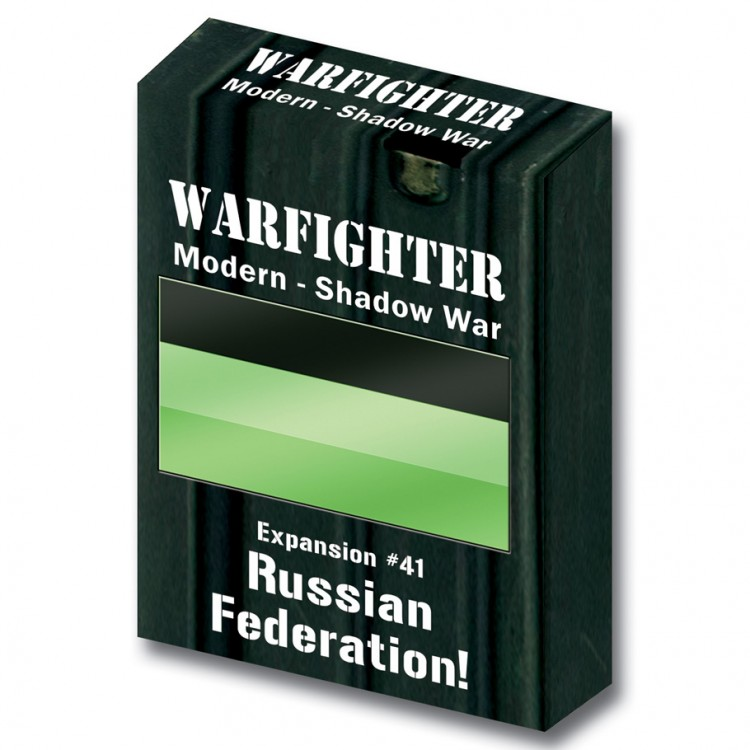 Warfighter Shadow: EXP 41 Russian