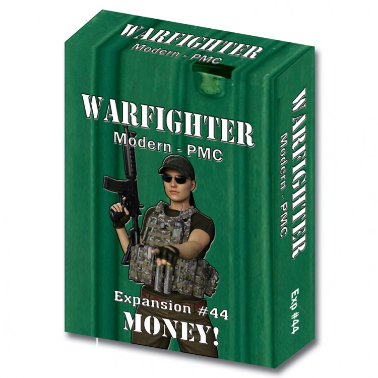 Warfighter PMC: EXP 44 Money!