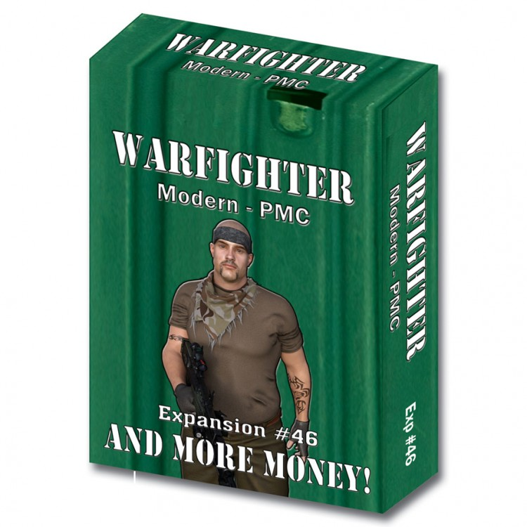 Warfighter PMC: EXP 46 And More Money!
