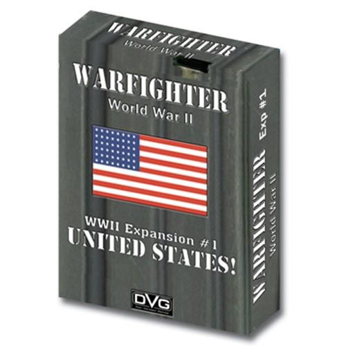 WF WWII: Exp. #1 USA #1
