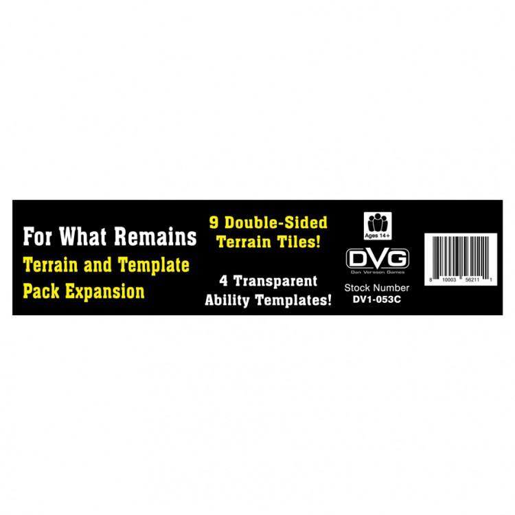 For What Remains: Tiles & Templates