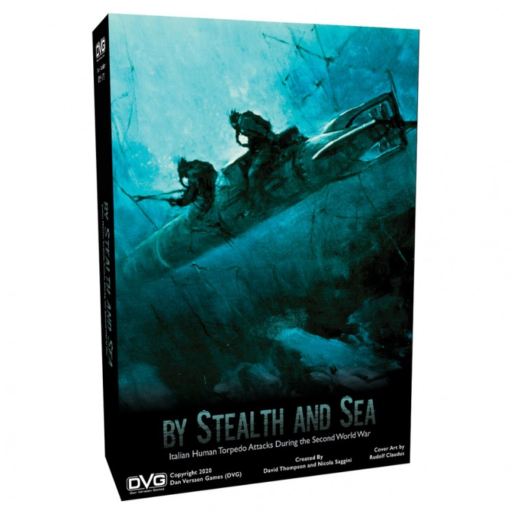 By Stealth and Sea