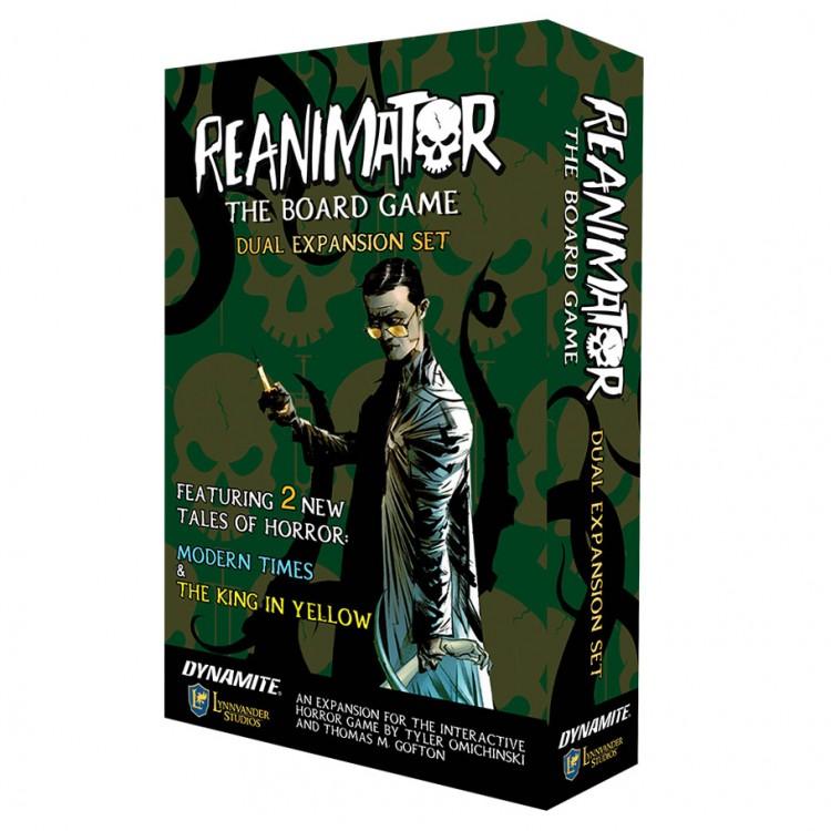 Reanimator Game Dual Expansion Set