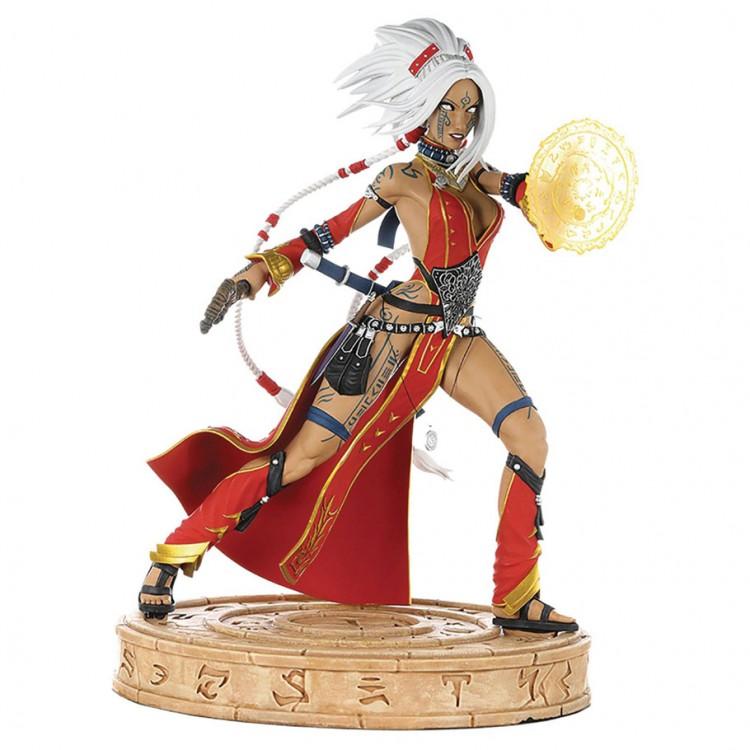 "Pathfinder Seoni ""Spellcasting"" Statue"