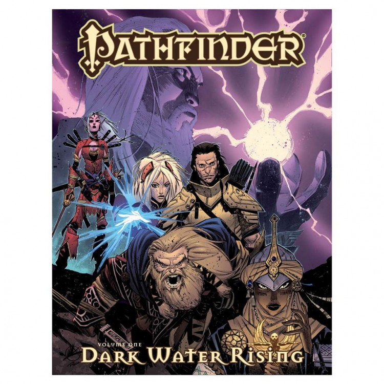 PFRPG: Dark Waters Rising V1 (HC)