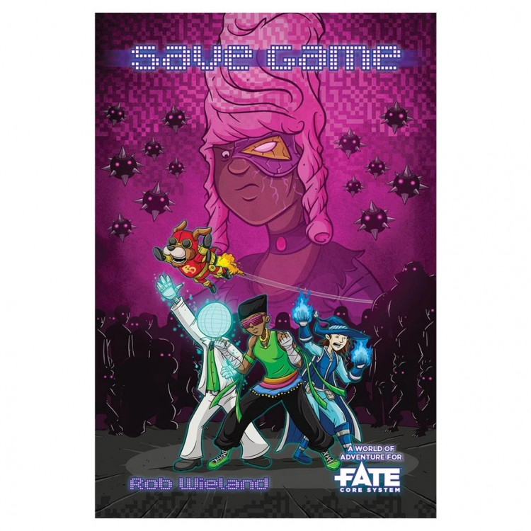 Fate Core: Save Game (SC)
