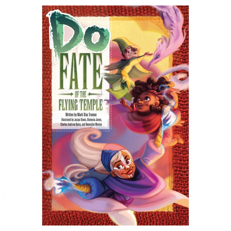Fate Core: Do: Fate of the Flying Temple