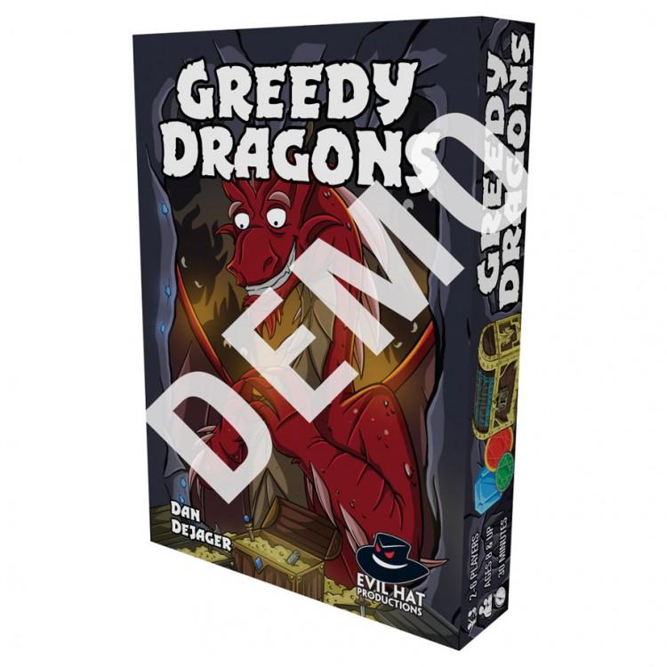 Greedy Dragons Demo