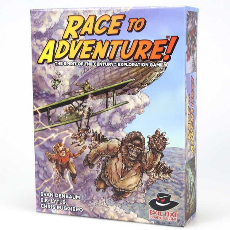 Race to Adventure!