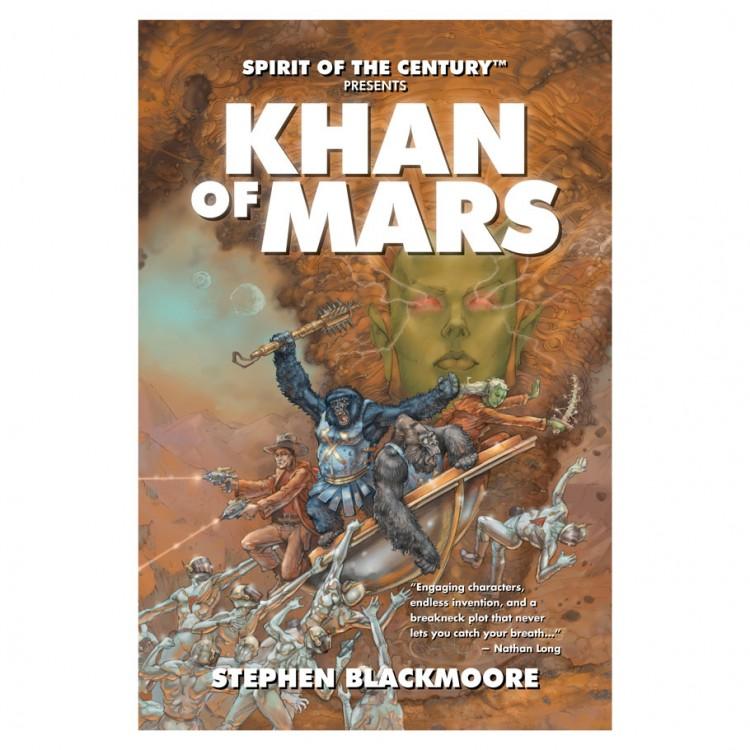 SotC: Khan of Mars (Novel)