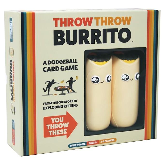 Throw Throw Burrito