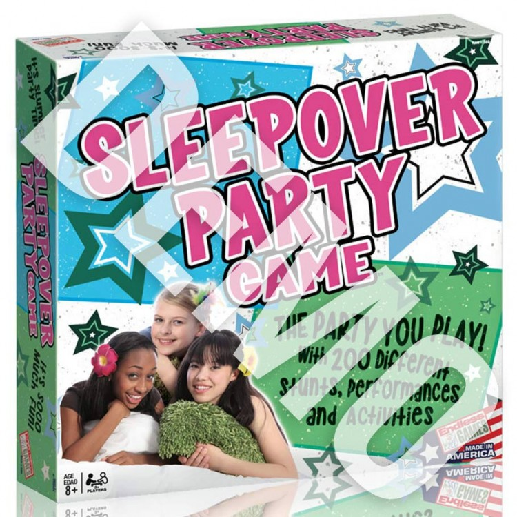 Sleepover Party Game DEMO