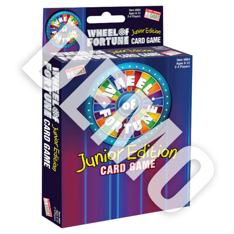 Wheel Of Fortune Card Game Jr. DEMO