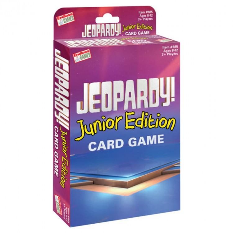 Jeopardy! Card Game Jr.