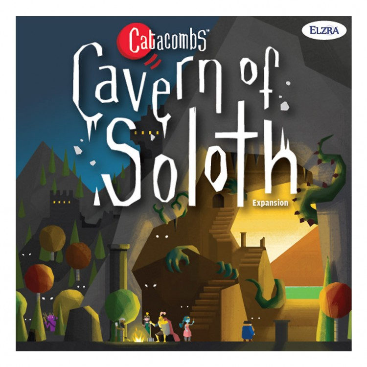 Catacombs: Caverns of Soloth 3rd Ed