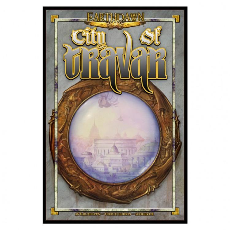 Earthdawn: Travar: The Merchant City