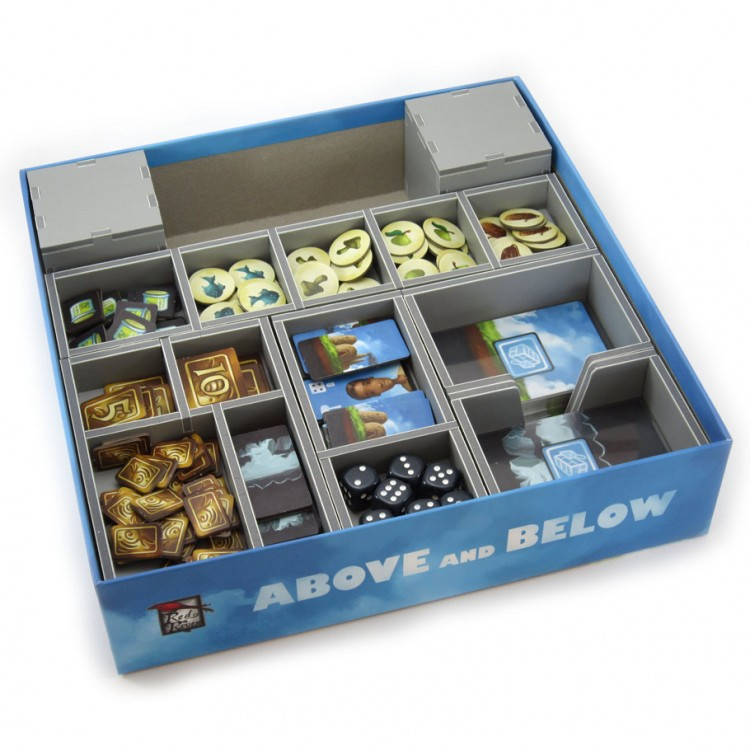 Box Insert: Above and Below & Token Set