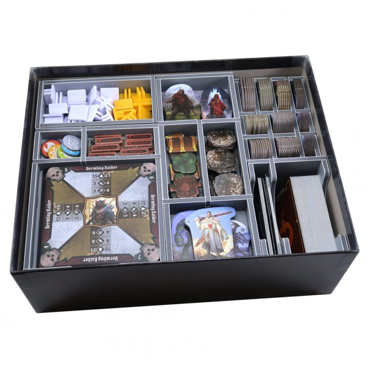 Box Insert: Gloomhaven: Jaws of the Lion