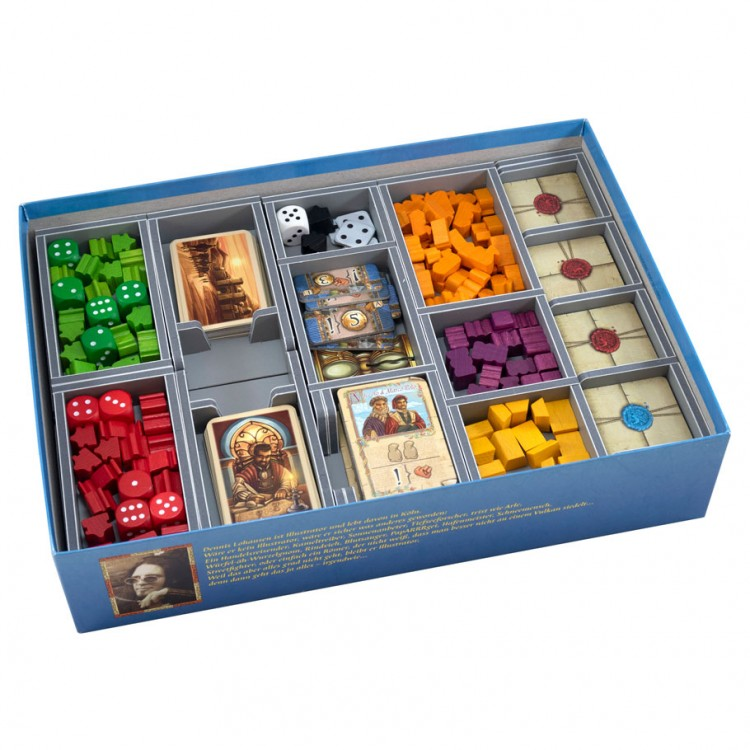 Box Insert: Voyages Maro Polo/II & Exps