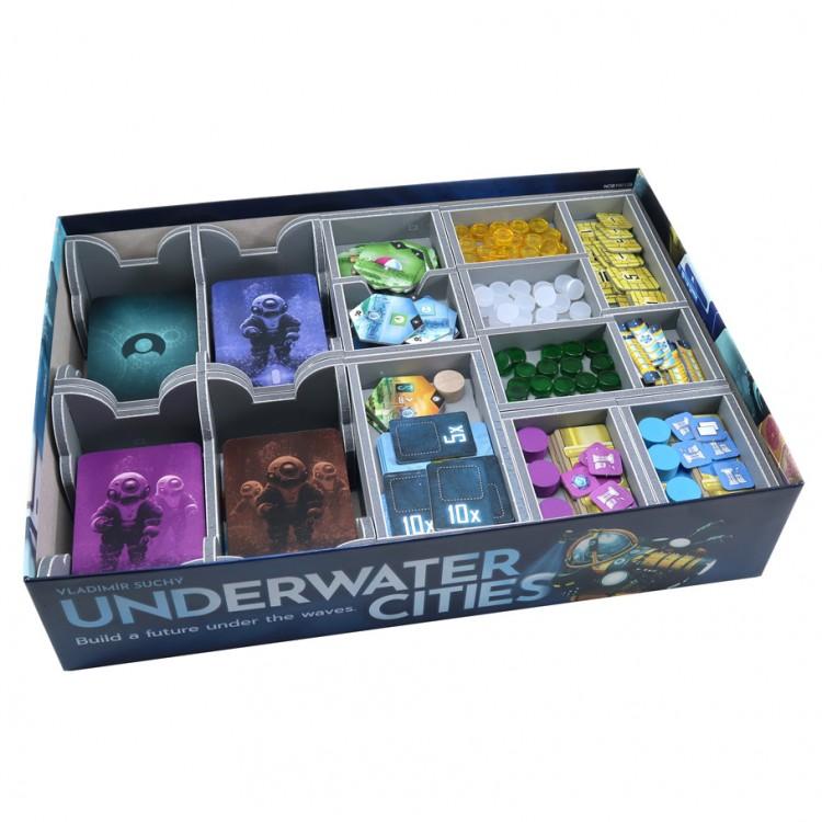Box Insert: Underwater Cities & Exp