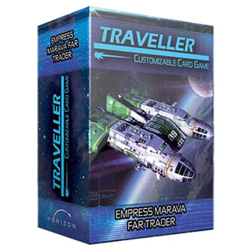 Traveller CG: Ship Deck: Empress Marava