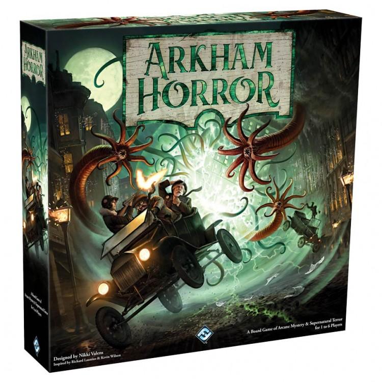 Arkham Horror 3E