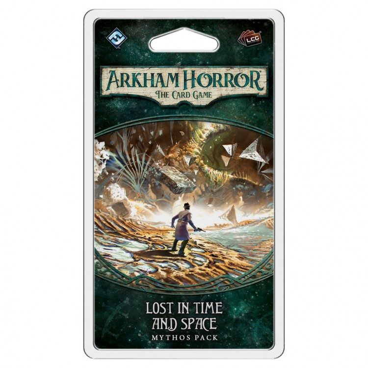 AH: LCG: Lost in Time and Space