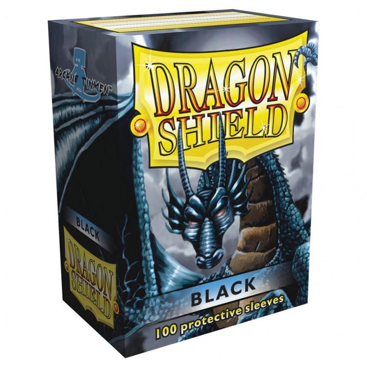DP: Dragon Shield: BK (100)