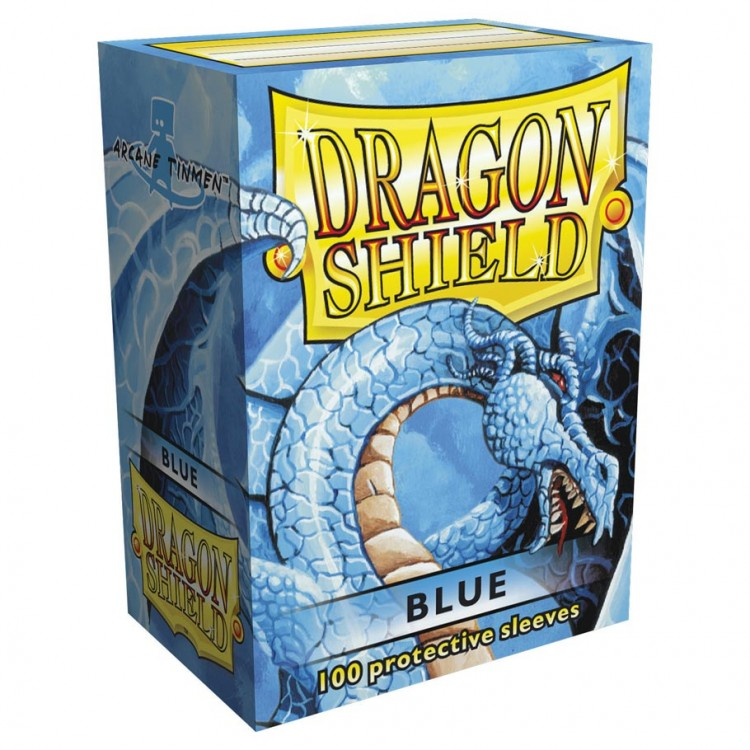 DP: Dragon Shield: BU (100)