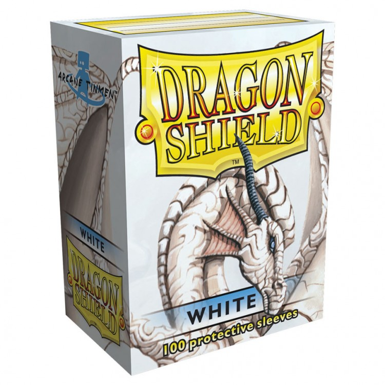 DP: Dragon Shield: WH (100)