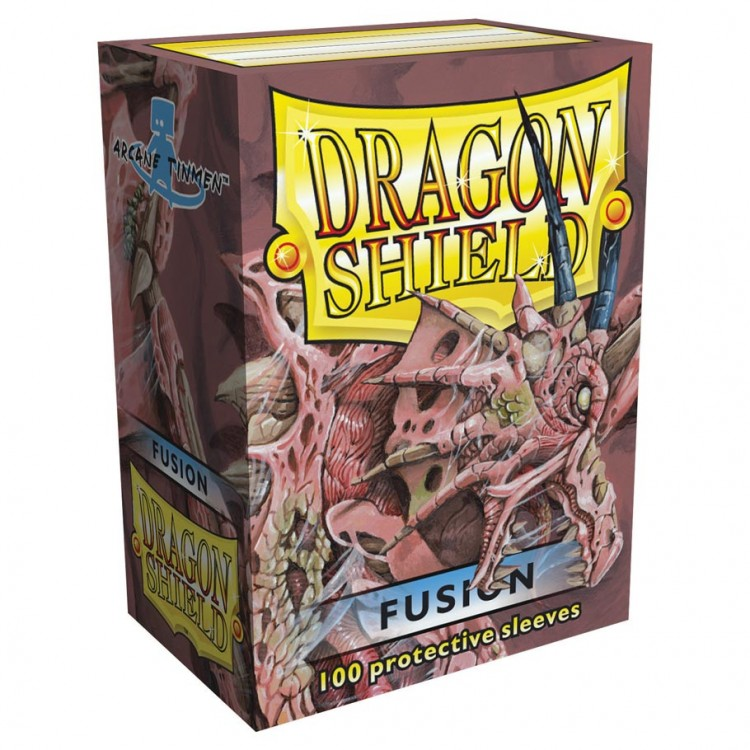 DP: Dragon Shield: Fusion (100)