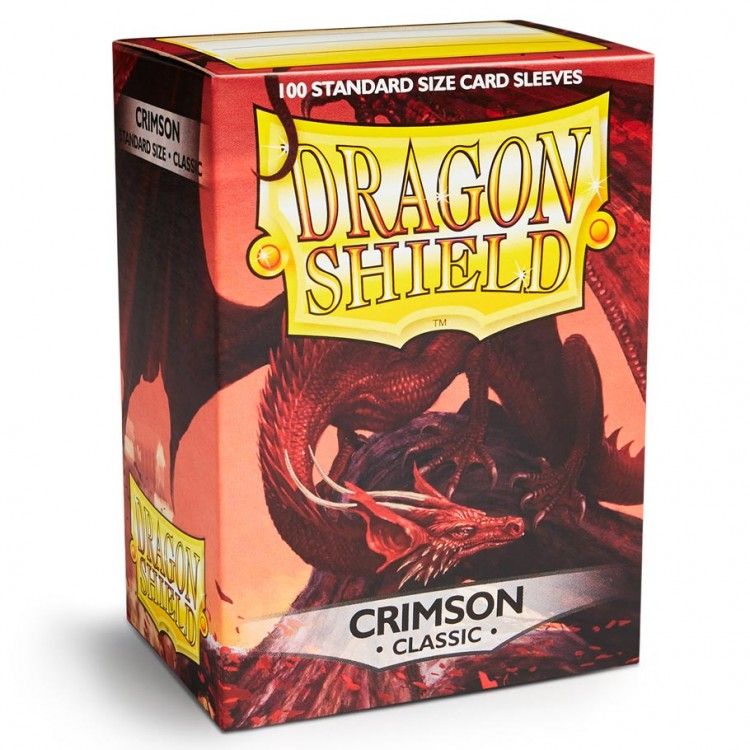 DP: Dragon Shield: Crimson (100)