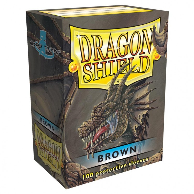 DP: Dragon Shield: BR (100)