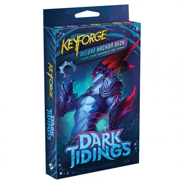 KeyForge: DT: Deluxe Deck